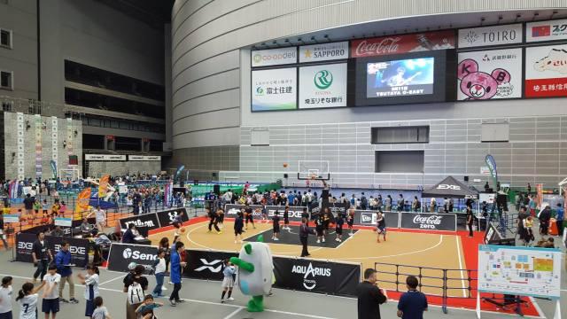 【U-12 男子】3x3.EXE GAME in さいたまスポーツフェスティバル