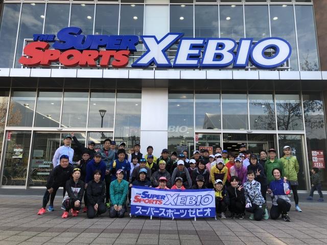 【宮城・仙台】ゼビオランニングユナイテッド~春のマラソンシーズンに向けた60分間走~