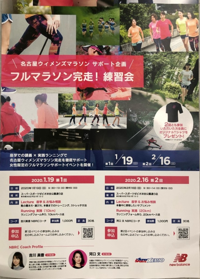 名古屋 ウィメンズ 2020 エントリー