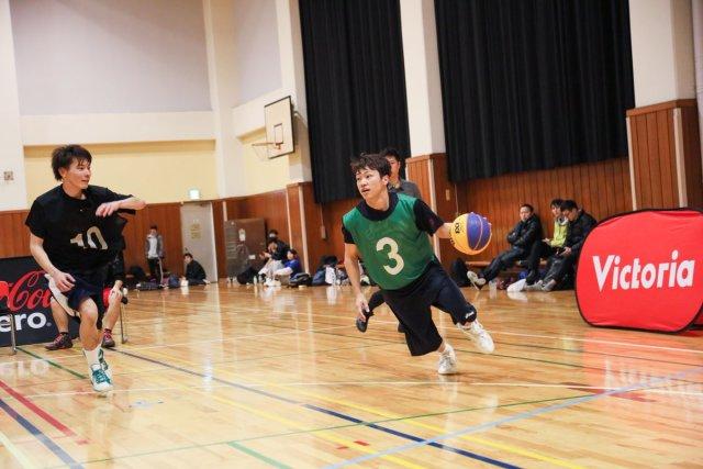 【男子スタンダード】3x3.EXE GAME in MACHIDA